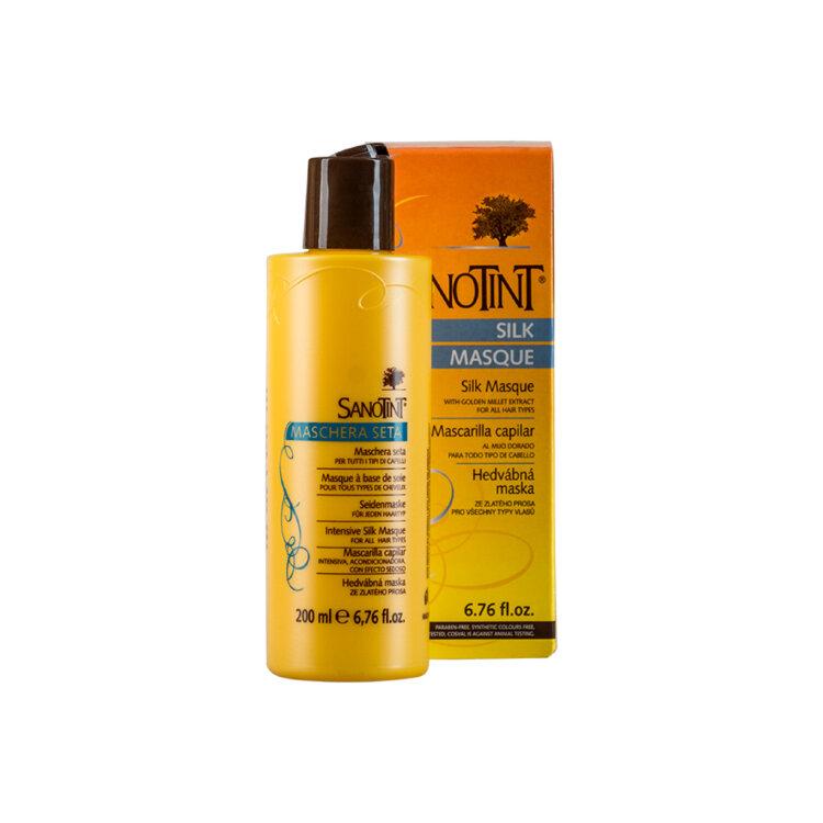 Шелковая маска для волос СаноТинт pH 3,5-4